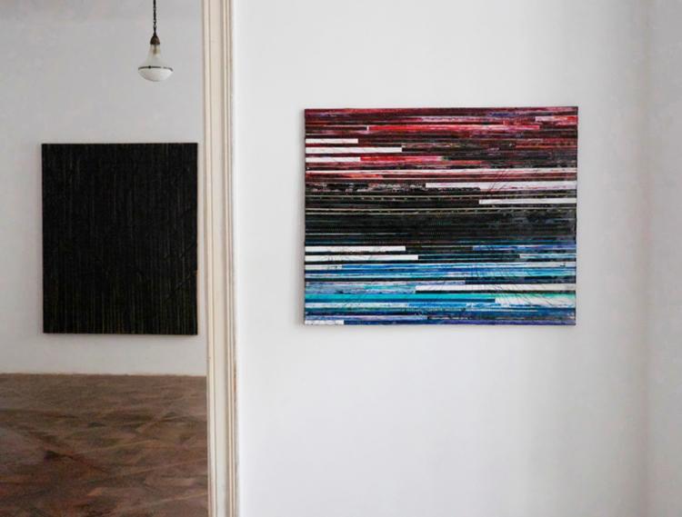 Auflösung auf Canvas - Galerie Sigmund
